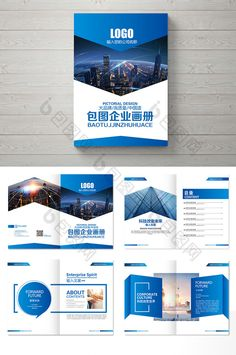 Explore more than ready to use brochure design templates for pamphlets, proposals, reports, and manuals in a variety of styles. Brochure Templates Free Download, Flyer Design Templates, Flyer Template, Business Powerpoint Presentation, Business Powerpoint Templates, Brochure Examples, Creative Brochure, Company Profile Design, Brochure Cover Design
