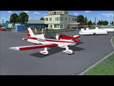 FSX / Robin R2160/Mikulovice-Jeseník - Mikulovice-Jeseník (LKMI). - YouTube