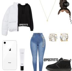Hipster Outfits, Swag Outfits For Girls, Boujee Outfits, Cute Swag Outfits, Neue Outfits, Teenage Girl Outfits, Cute Comfy Outfits, Cute Outfits For School, Teen Fashion Outfits