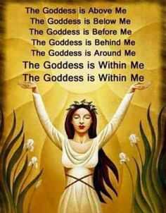 ☽O☾ The Goddess Within ☽O☾- pagan novel by Iva Kenaz - moods artist? Magick Spells, Witchcraft, Wiccan Witch, Real Magic Spells, Goddess Quotes, Magical Quotes, Encouragement, Pagan Art, Eclectic Witch