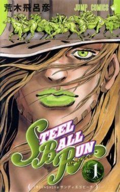 Jojo's bizarre adventure - Steel Ball Run, Tome 1