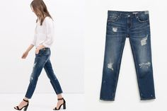 Strinny jeans! A must for Autumn 2014