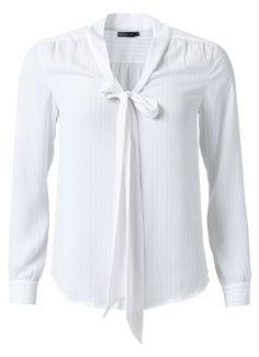 MQ - Indy tie blouse 499 kr