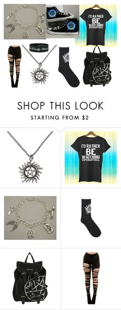 """Untitled #143"" by slytheringirl1033 ❤ liked on Polyvore featuring Converse"
