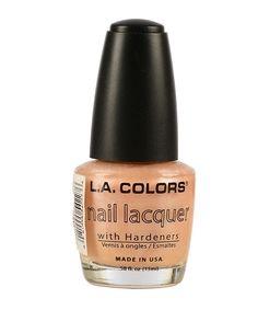 L. A. Colors Color Craze Nail Polish Intimate