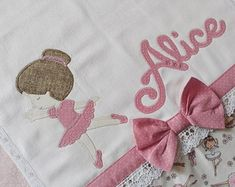 Patches, Alice, Cloth Diapers, Baby Applique, Needlepoint