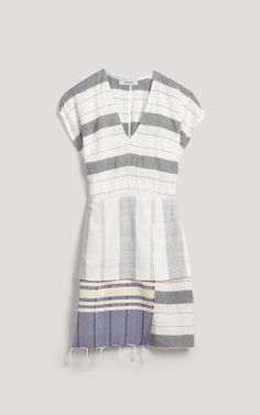 Rachel Comey Carry-on Dress.  (Someone's been inspired by Ace & Jig, eh @Joyce M. ?