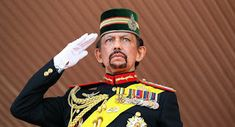July 15 – His Majesty the Sultan's Birthday in Brunei