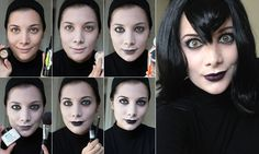 Halloween Makeup Tutorial  Mavis From Hotel Transylvania How to create the  makeup look of the c6a9faaf7