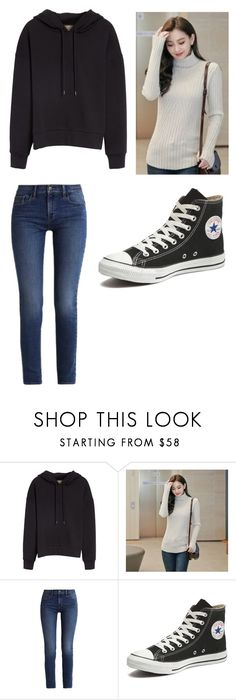 """""""Untitled #35"""" by skylerphoenix ❤ liked on Polyvore featuring Burberry, Calvin Klein and Converse"""