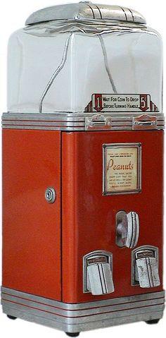 Peanut Vending Machine