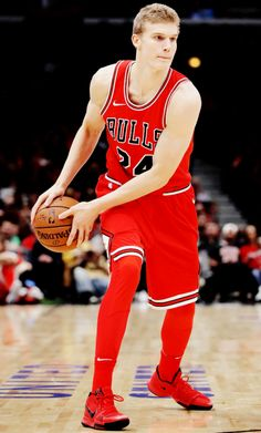 Lauri Markkanen, Lauri Legend!! Can already tell his ceiling is so high and he's going to be so damn good in a couple years. Chicago Bulls's future is looking really bright