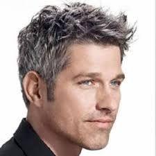 Resultado de imagem para cabelo grisalho