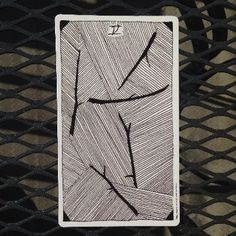 Meaning & description of the Five of Wands, Wild Unknown tarot: http://happyfishtarot.com/blog/five-of-wands-wild-unknown-tarot/