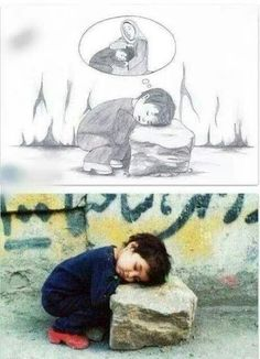 """Beloved Prophet Muhammad (PBUH) said, """"I and the person who looks after an orphan and provides for him, will be in Paradise like this,"""" putting his index and middle fingers together. [Narrated by Sahl bin Sa'd]"""