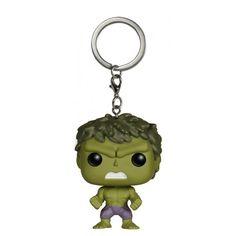 Chaveiro Hulk - Marvel - Os Vingadores 2 - A Era de Ultron - Funko Pocket Pop! - Loja Geek Wish, aqui você realiza todos os seus desejos!