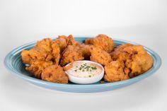 Shrimp fritters