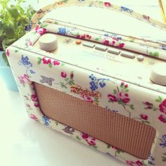 #CathKidston roberts radio I'd like this for my birthday please!