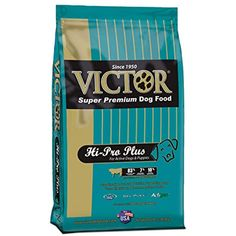 Victor Hi-Pro Plus Dry Dog Food, 50 Lb. Bag >>> You can find more details by visiting the image link. (This is an affiliate link) Pet Supplies Plus, Online Pet Supplies, Canned Dog Food, Dry Dog Food, Premium Dog Food, Food Plus, Buy Pets, Dog Activities, Puppy Care