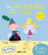 DE VACACIONES CON BEN Y HOLLY 3 AÑO