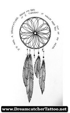 Heart Dreamcatcher Tattoo Tumblr 02 - http://dreamcatchertattoo.net/heart-dreamcatcher-tattoo-tumblr-02/