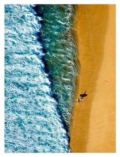 Yes, I AM jealous of that lonesome surfer...