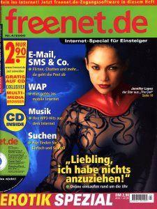 Kiosk-Kunden-Magazin für Freenet. Konzept und Redaktion der ersten Ausgabe.