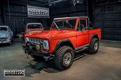 Custom Build of New Ford Bronco Ford Bronco For Sale, Ford Bronco Ii, Classic Ford Broncos, Mustang, Monster Trucks, Cars, Mustangs, Autos, Mustang Cars