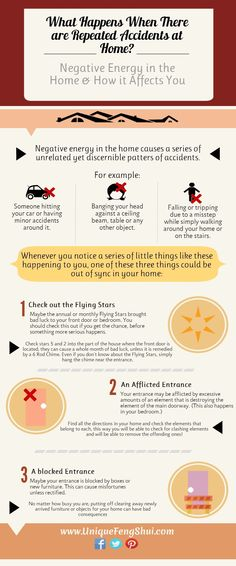 this could be because your home is suffering from bad feng shui energy this feng shui infographic will help you get rid of negative energy at bad feng shui house design