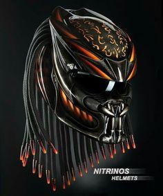 Predator Helmet.