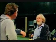 Matthew Macfadyen prepares for Henry IV, with Michael Gambon  http://www.britsunited.blogspot.com