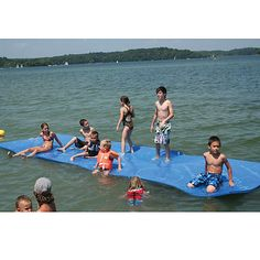 Overton's : The WaterMat Plus - Watersports > Lake & Pool Leisure > Other Water Toys : Swimming Pool Toys, Remote Control Boats, Pool Games