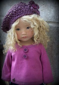 Diannna Effner Little Darling  Oh my goodness, I need to give this girl a hug, she is so adorable!