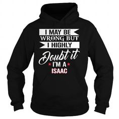 I Love I am ISAAC legend shirts T shirts