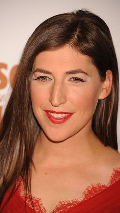 Mayim Bialik - She's been acting since she was a little girl.  Mostly I love that she really IS a neuroscientist.