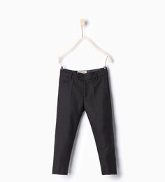 Image 1 of Suit trousers from Zara