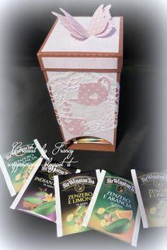 PENSIERO PER LE MAESTRE - TEA TOWER BOX