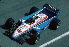 Ligier JS19 - 1982.
