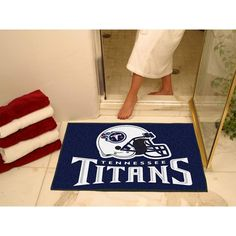 Tennessee Titans NFL All-Star Floor Mat (34x45)