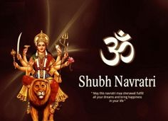 Happy chaitra navratri wallpaper Chaitra Navratri wallpaper, Greetings, images, quotes, whatsapp message to send wishes to your friends and family. Happy Navratri Status, Happy Navratri Wishes, Happy Navratri Images, Hi Images, Book Images, Images Photos, Durga Maa, Durga Goddess, Navaratri Images