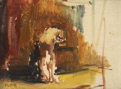 Robert D'Arista Paintings 1974