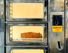 Croquette (Kroket) is a limited edition, signed and numbered art print by artist Tjalf Sparnaay. The print is a reproduction of Tjalf Sparnaay\'s oil painti Tjalf Sparnaay, Hyperrealistic Art, Hyper Realistic Paintings, Number Art, Food Painting, Edible Food, Epic Art, Good Enough To Eat, Traditional Paintings