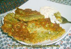 W Mojej Kuchni Lubię.. - In My Kitchen I like ..: placki z natką pietruszki cebulowo-czosnkowe o ostrym smaku steak gaucho... Potatoes, Meat, Chicken, Food, Potato, Essen, Meals, Yemek, Eten