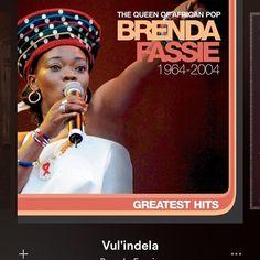 I LOVE THAT SONG... #Vulindlela #BrendaFassie #AfricanMusic #SouthAfrica #TheQueenOfAfricanPop #AntiApartheid #Zulu #FuckRhodesia #RipBrendaFassie #🇿🇦 #✊🏽✊🏾✊🏿 #TeamAFRICA