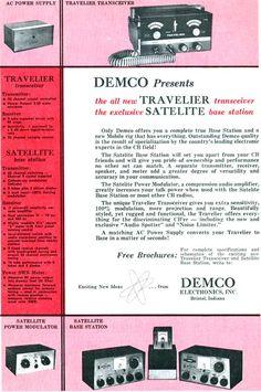 1963 Demco Advertisement.