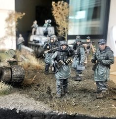 Slogging on the Eastern Front