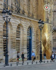 Place Vendome, Louis Vuitton