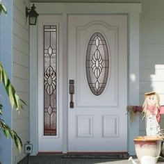 Feather River Doors Mission Pointe 64 In X 80 In Smooth