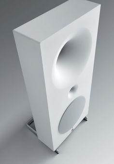 avantgarde acoustic zero | designboom