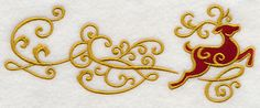 Machine Embroidery Designs at Embroidery Library! - Color Change - H8260